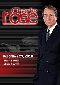 Charlie Rose - Jennifer Homans / Salman Rushdie (December 29, 2010)