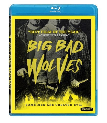 Big Bad Wolves [Blu-ray] by Magnolia Home Entertainment