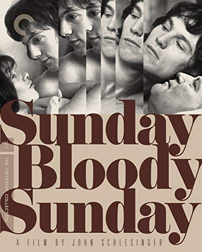 Blu-ray : Criterion Collection: Sunday Bloody Sunday