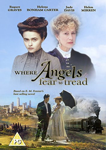 Where Angels Fear To Tread [DVD] [Edizione: Regno Unito]