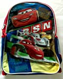 Disney Pixar Cars RSN Lightening McQueen Backpack