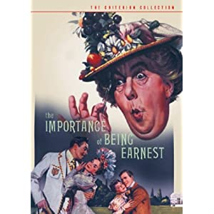 Amazon.com: The Importance of Being Earnest (The Criterion ...