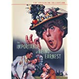 The Importance of Being Earnest (Criterion Collection)by Michael Redgrave