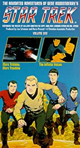 Star Trek - The Animated Series, Vol. 1: More Tribbles, More Troubles/The Infinite Vulcan [VHS]