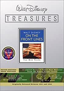 Walt Disney Treasures: Walt Disney On The Front Lines - The War Years