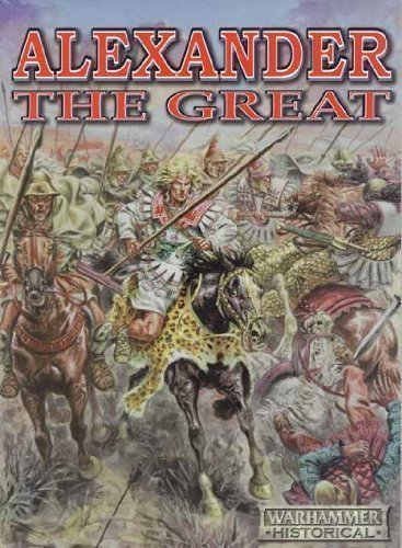 ALEXANDER THE GREAT: THE RISE OF MACEDONIA 359-323 BC.