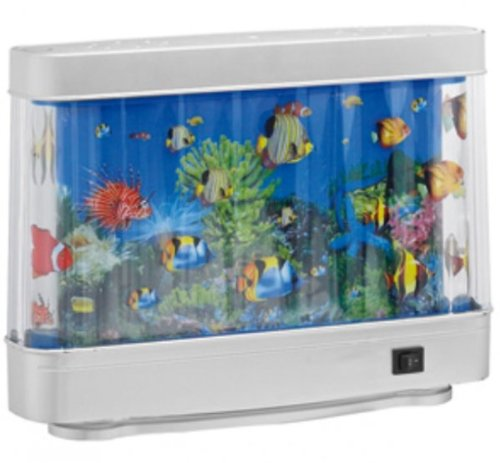 kindernachtlichter aquarium fische 1 x t4 230v 10w. Black Bedroom Furniture Sets. Home Design Ideas