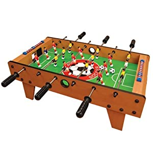 Amazon.com: KIDS Wooden Foosball/ Football Game Table [#2035