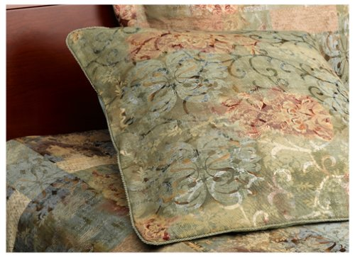 Croscill Cassarina European Sham back-1022620