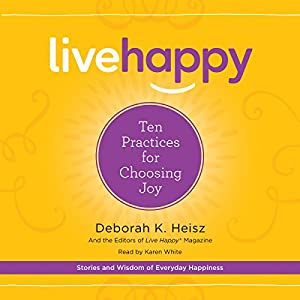 Live Happy Audiobook