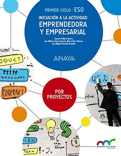 Iniciación a la Actividad Emprendedora y Empresarial. (Aprender es crecer en conexión)