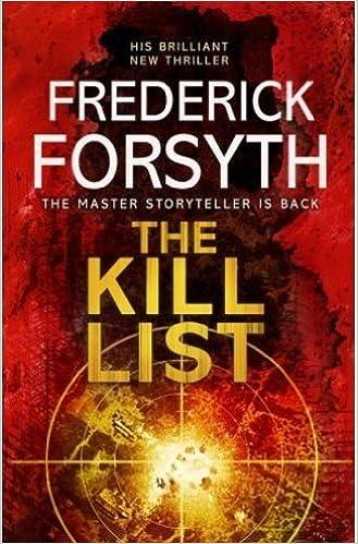 The Kill List price comparison at Flipkart, Amazon, Crossword, Uread, Bookadda, Landmark, Homeshop18