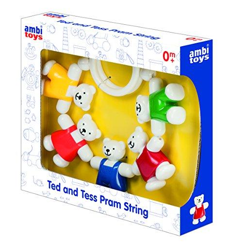 Ambi Toys Ted & Tess Pram String