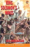 King Solomon's Mines, Level 4, Penguin Readers (Penguin Readers, Level 4)