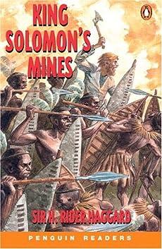 King Solomon's Mines, Level 4, Penguin Readers (Penguin Readers, Level 4)