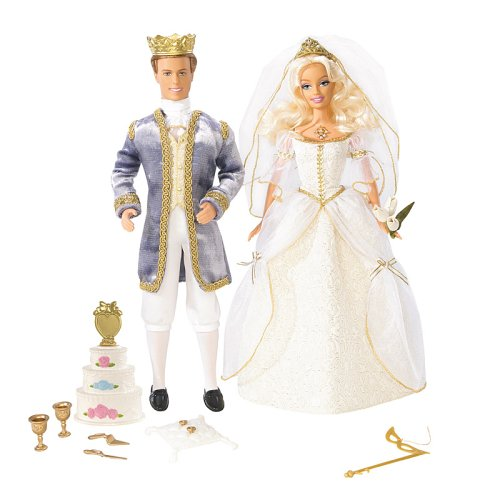 Review for Barbie Cinderella Princess Collection 2005 (Box has Slight shelfwear)