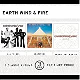 Earth Wind & Fire 3 Pak: Way of the World / All N All / Gratitude