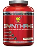 BSN SYNTHA-6 Protein Powder - Chocolate Cake Batter, 5.0 lb (48 Servings)