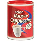 Kenco Rappor Cappuccino, 750g (4 Packs)