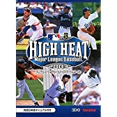 HIGH-HEATメジャーリーグベースボール2003(E)日本語マニュアル付き
