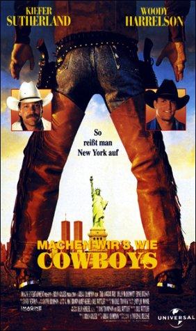 Machen wir's wie Cowboys [VHS]