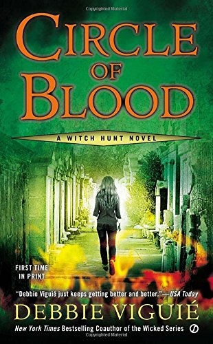 Image of Circle of Blood: A Witch Hunt Novel
