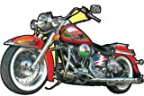 Sunsout Fast Lane Motorcycle Shaped 1000...