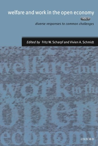 Welfare and Work in the Open Economy: Volume II: Diverse...