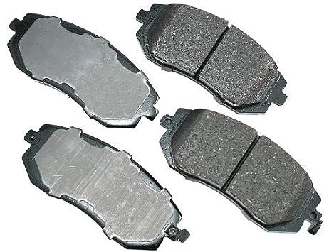Front Disc Rotors /& Semi-Metallic Brake Pads For Subaru Forester Legacy