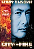 City On Fire DVD