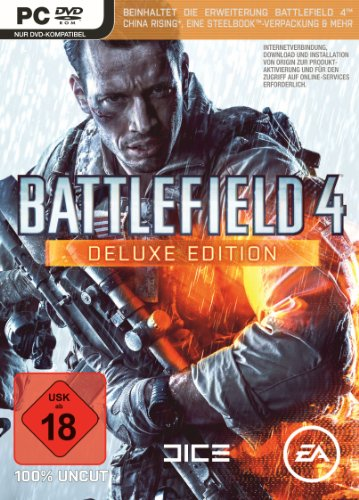 Battlefield 4 - Deluxe Edition (Exklusiv bei Amazon.de)