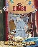 Image de Dumbo: Das Buch zum Film mit magischem 3D-Cover