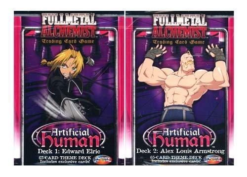 Fullmetal Alchemist - Artificial Human - 1