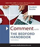 Comment with The Bedford Handbook (0312419341) by Hacker, Diana