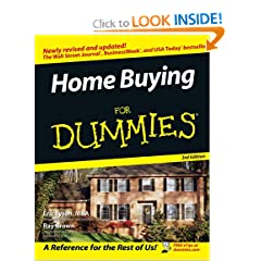 Home Buying For Dummies, 3rd edition