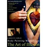 The Art of Illusion. Body Painting Masterclass with Carolyn Cowan