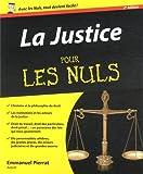 Image de Justice pour les Nuls, 2e (La)