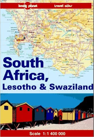 Lonely Planet South Africa, Lesotho & Swaziland (Lonely Planet Travel Atlas)