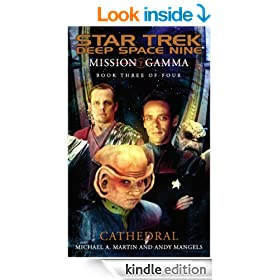 Mission Gamma Book Three: Cathedral: Star Trek Deep Space Nine
