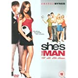 She's The Man [DVD]by Amanda Bynes