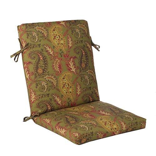 Plantation Patterns Chair Cushions Chair Pads Amp Cushions