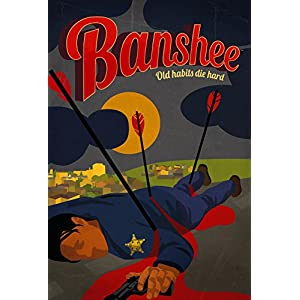 Banshee - Saison 3 [Blu-ray]