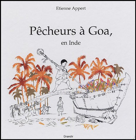 Pêcheurs à Goa, en Inde