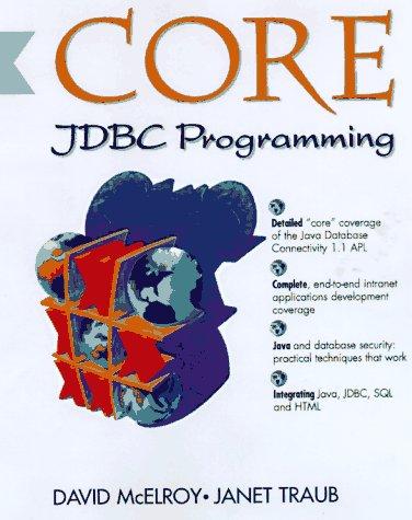Core Jdbc Programming