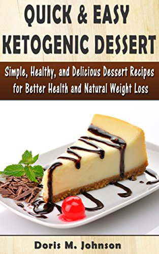 Borrow quick easy ketogenic dessert simple healthy for Quick easy healthy dessert recipes