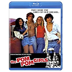 Pom Pom Girls [Blu-ray] (Widescreen R rated version)