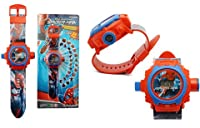 Spider Man Projector Watch