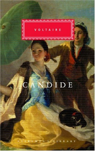 a summary and an analysis of the philosophy in candide by voltaire Analysis of candide essays the setting in voltaire's candide is important, since candied is a travelogue the setting plays a major role in the story line as the setting changes the events and challenges the characters endures change as well.