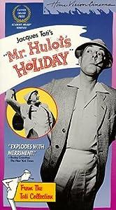 Mr Hulot's Holiday (Les Vacances De M.Hulot) [VHS] [1953]