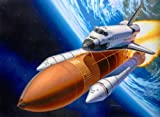 Revell-04736-Modellbausatz-Space-Shuttle-Discovery-Booster-Rockets-im-Mastab-1144